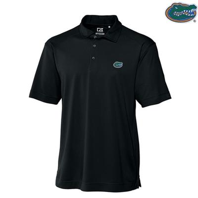 Florida Cutter and Buck Big and Tall DryTec Genre Polo BLACK