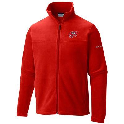 Western Kentucky Columbia Flanker Full Zip Jacket