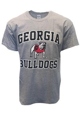 Georgia Arch Bulldog Logo T-shirt