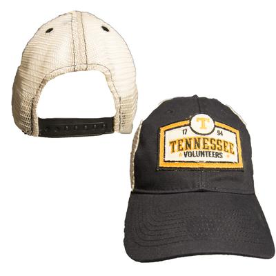 Tennessee Legacy Scoreboard Meshback Adjustable Hat BLACK_MESH