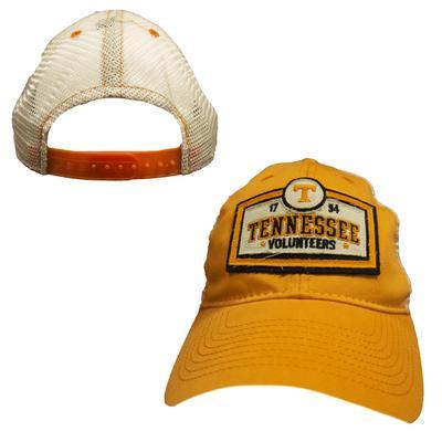 Tennessee Legacy Scoreboard Meshback Adjustable Hat LT_ORG_MESH