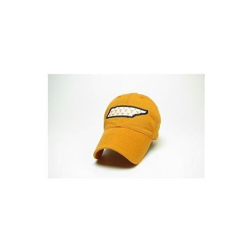 Tennessee Legacy Women's State Outline Adjustable Hat