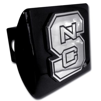 NC State Metal Hitch Cover