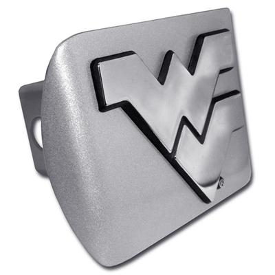 West Virginia Metal Hitch Cover