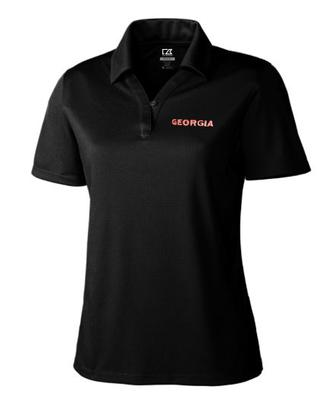 Georgia Cutter and Buck Women's DryTec Genre Polo