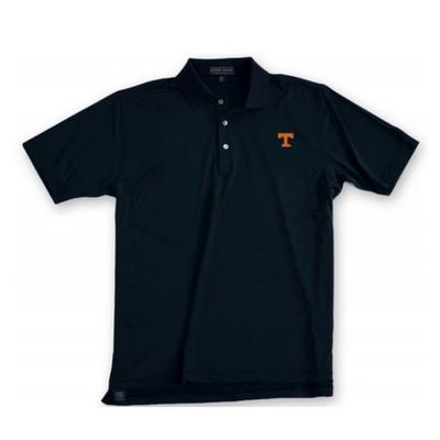 Tennessee Peter Millar Solid Stretch Polo