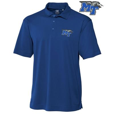 MTSU Cutter and Buck DryTec Genre Polo