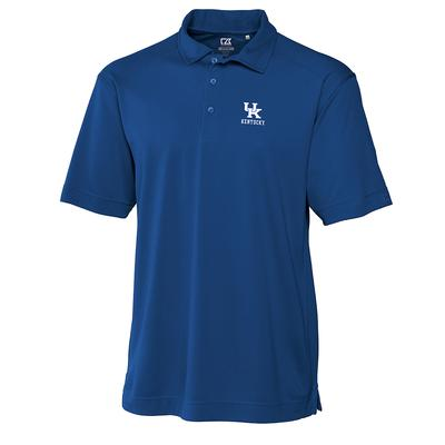 Kentucky Cutter and Buck DryTec Genre Polo