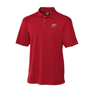Western Kentucky Cutter and Buck DryTec Genre Polo