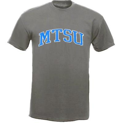 MTSU Men's Fit Arch T-shirt