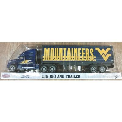 West Virginia Toy Truck Big Rig