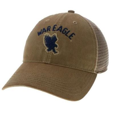 Auburn Legacy War Eagle Trucker Hat