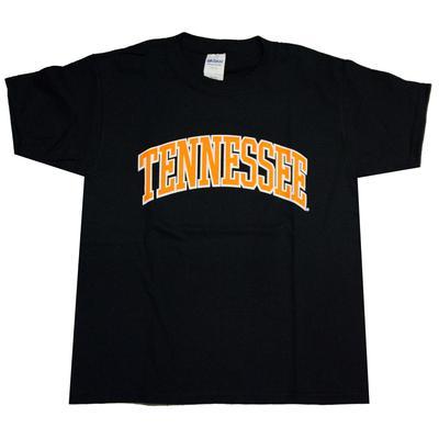 Tennessee Kids Arch T-shirt BLACK