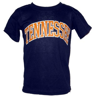 Tennessee Kids Arch T-shirt NAVY