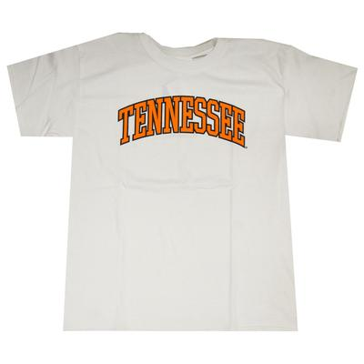 Tennessee Kids Arch T-shirt WHITE