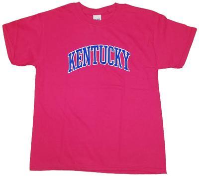Kentucky Wildcats Youth Arch Shirt