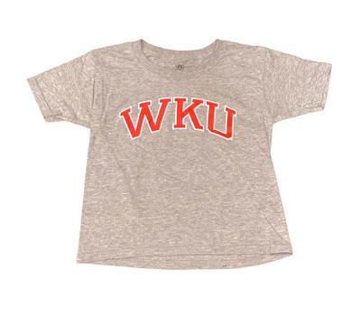 Western Kentucky Kids Arch T-Shirt OXFORD