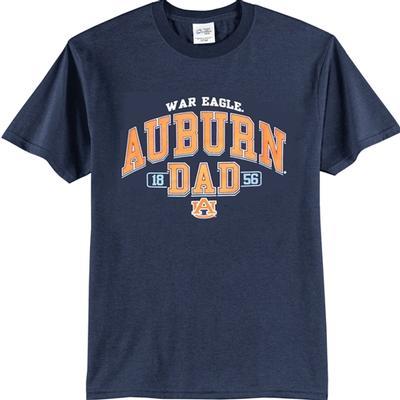 Auburn Dad Arch T-shirt