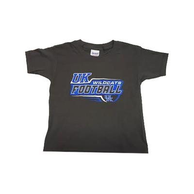 Kentucky Youth Speedy Football T-Shirt