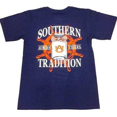 Auburn Women's Southern Tradition Mason Jar Tee