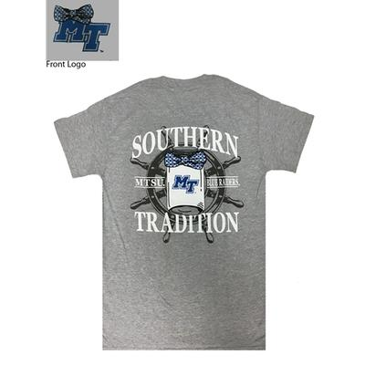 MTSU Women's Southern Tradition Mason Jar Tee