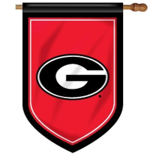 Georgia Shield House Flag