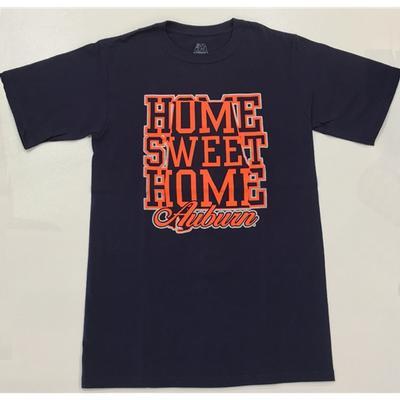 Auburn Women's Home Sweet Home Tee