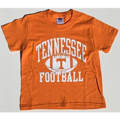 Tennessee Youth Arch Football T-shirt
