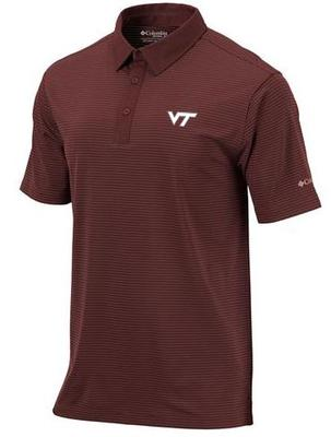 Virginia Tech Columbia Golf Sunday Polo