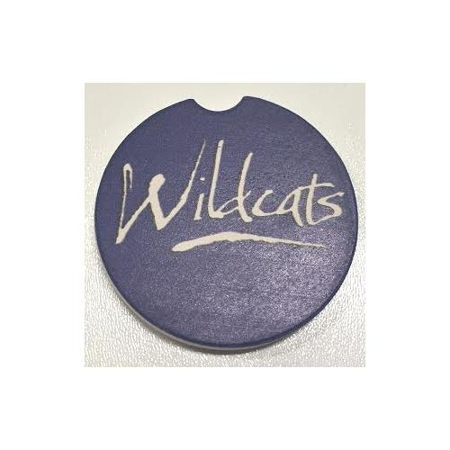 Kentucky Wildcats Car Coaster