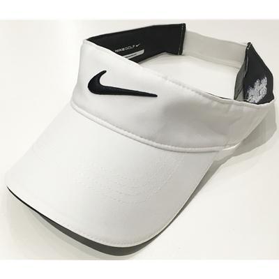 Kentucky Nike Golf Tech Tour Adjustable Visor WHITE