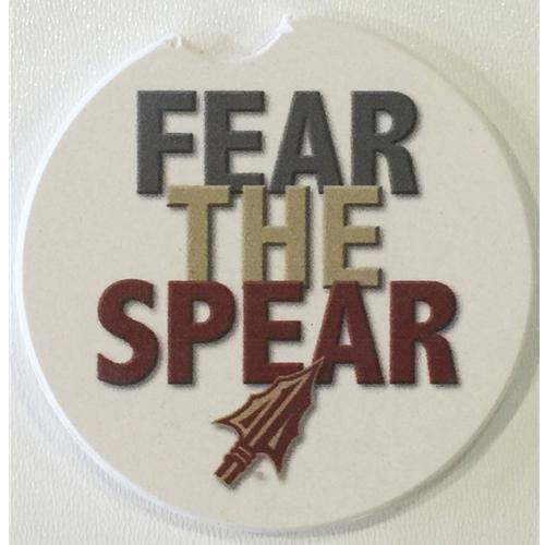 Florida State Fear The Spear Car Coaster