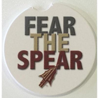 Florida State Fear the Spear Car Coaster