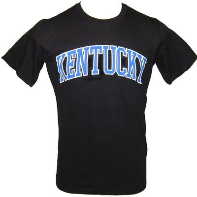 Kentucky Arch Men's T-shirt BLACK
