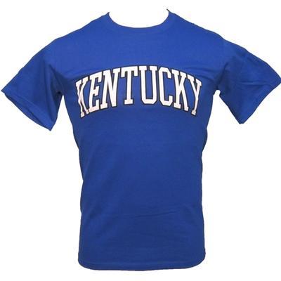 Kentucky Arch Men's T-shirt ROYAL