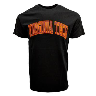 Virginia Tech Arch T-Shirt BLACK