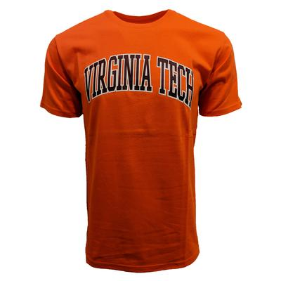 Virginia Tech Arch T-Shirt ORANGE