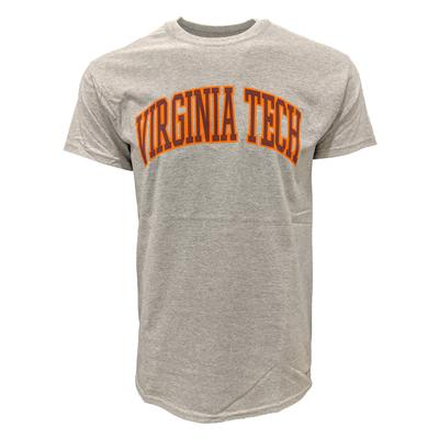 Virginia Tech Arch T-Shirt OXFORD