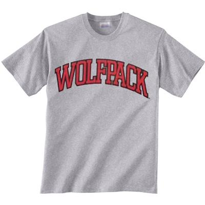 NC State Men's Arch Tee