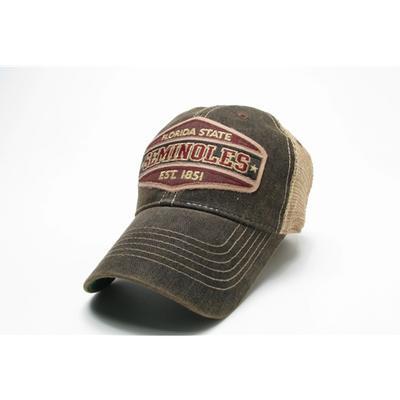 Florida State Legacy Academy Mesh Trucker Hat