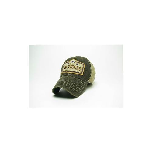 Lsu Legacy Scoreboard Meshback Adjustable Hat