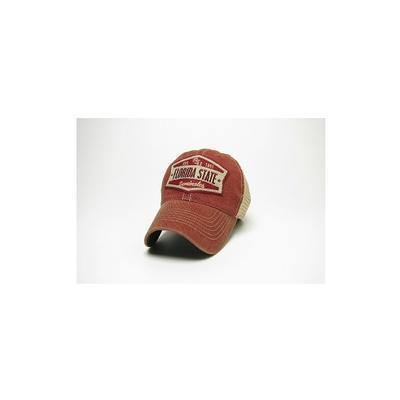 Florida State Legacy Wedge Meshback Adjustable Hat