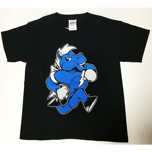 Mtsu Youth Giant Lightning Logo T- Shirt