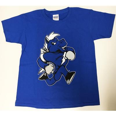 MTSU Youth Giant Lightning Logo T-shirt ROYAL