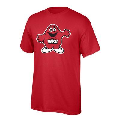 Western Kentucky Big Red Giant Logo Tee RED