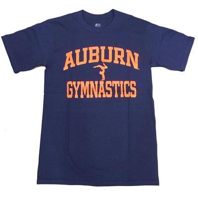 Auburn Tigers Gymnastics T-shirt