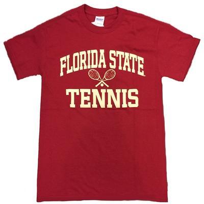 Florida State Tennis T-shirt GARNET