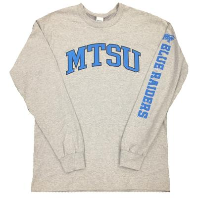 MTSU Long Sleeve Arch Tee