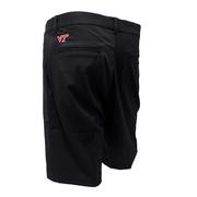 Virginia Tech Nike Golf Flat Front Shorts