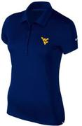 West Virginia Nike Golf Women's Victory Polo